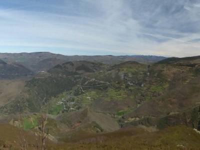 Sierra del Caurel (Serra do Courel) excursiones montaña madrid rutas de senderismo en madrid trekki